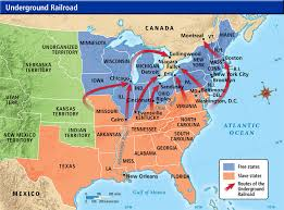 map us railroads 1860 underground railroad map underground railroad abolitionists of
