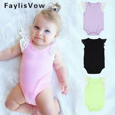 clearance baby rompers newborn cotton sleeveless jumpsuit toddler