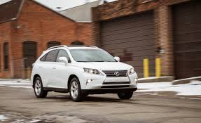 lexus truck 2010 2013 lexus rx450h hybrid test u2013 review u2013 car and driver