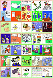 christmas song riddles christmas cards