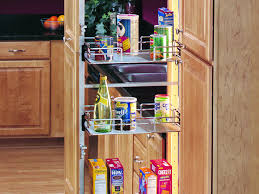 Slide Out Spice Racks For Kitchen Cabinets by Kitchen Cabinets Beautiful Slide Out Shelves For Kitchen