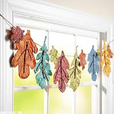 Decorating With Fall Leaves - 35 easy and cheap ideas for beautiful fall decorating