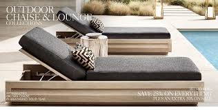 custom sofa ottomans and outdoor chaises home furniture design by chaises lounge rh
