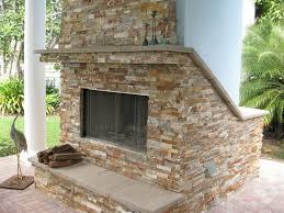 stone outdoor fireplace u0026 brick outdoor fireplace u2013 morton stones