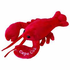 amazon com mary meyer cape cod lobbie lobster 10