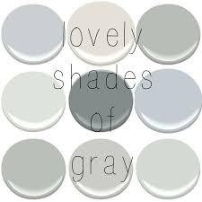 favorite shades of gray u2013