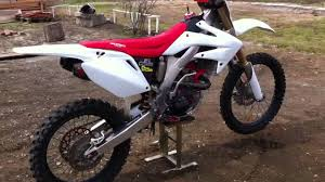 honda crf 250 r 2007 youtube