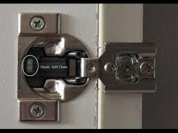 cabinet door hinges cabinet door hinges concealed youtube
