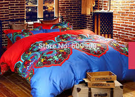 Bohemian Style Comforters Bedding Sets Picture More Detailed Picture About Egyptian Cotton