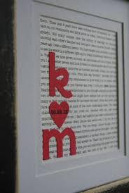 unique monogrammed wedding gifts unique wedding gift wedding decor two large hearts boyfriend