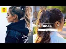 headband ponytail sleek twisted ponytail and braided headband sweater weather hair
