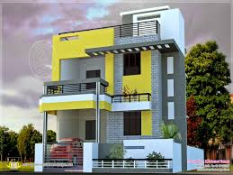 Indian Contemporary Home Designs Unusual Design India Small Size House Samples Simple In Plan