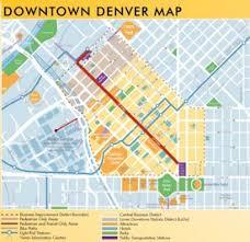 denver maps colorado u s maps of denver