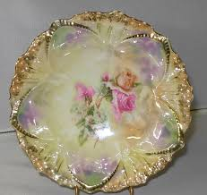 rs prussia bowl roses 369 best rs prussia images on prussia vintage dishes