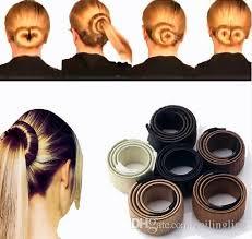 hair bun accessories hair bun maker women hair accessories synthetic wig donuts bud