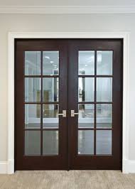 interior design amazing wood french doors interior nice home