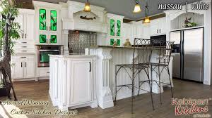 kabinart kitchens of nashville presents nassua white kitchen