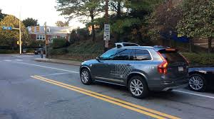 what is a volvo uber u0027s new self driving volvo suvs have been spotted in pittsburgh