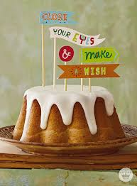 free printable birthday cake banner serve a slice of happy with these diy birthday cake toppers free
