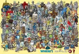 where is wall e robotshop