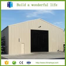 installation hall prefab garage storage industrial building plans
