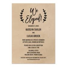 reception invitations elopement invitations europe tripsleep co