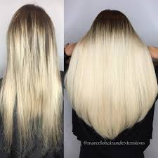 hair extension types hair extensions types to lengthen hair available in ag s miami salon