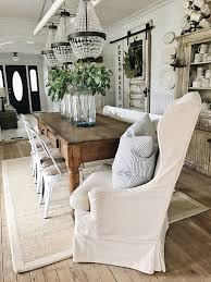 Farmhouse Decor From Ikea Room Farmhouse Style And House - Ikea dining rooms