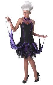ursula uk 12 14 ladies fancy dress disney little mermaid