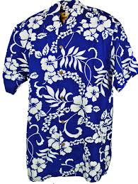 hawaiian shirts catalogue