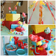 dr seuss party decorations dr seuss themed birthday craft thyme