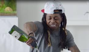 Lil Wayne Meme - watch lil wayne try to destroy samsung s galaxy s7 with chagne