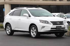 lexus rx 350 mpg 2014 used 2014 lexus rx 350 for sale pricing features edmunds