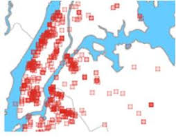 National Bed Bug Registry Map Of Bed Bug Infestation In Us Us Map Shows How The Bed Bug