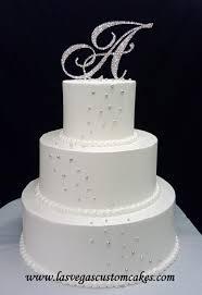 Wedding Cake Las Vegas Silver Sparkle Wedding Cake Las Vegas Custom Cakes Tortas