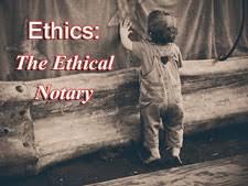 notary public ethics