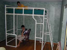 Pvc Patio Furniture Plans - pvc toddler bunk bed from 1
