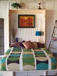 Do It Yourself Murphy Bed Cool Murphy Beds That Maximize Small Spaces