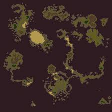 Ffvii World Map by World Of Ruin Final Fantasy Wiki Fandom Powered By Wikia