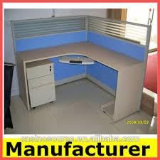 bureau en coin morden bureau en bois table de travail ordinateur de bureau coin