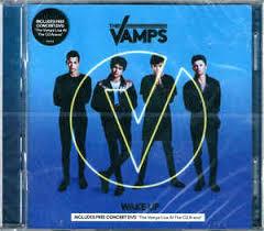5 Up Photo Album The Vamps 5 Wake Up Cd Album At Discogs