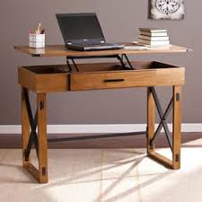 Distressed Office Desk Distressed Home Office Furniture For Less Overstock