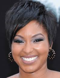 hair styles for black women with square faces on pinterest rock the best hairstyle for your face shape