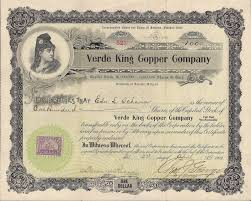 1898 revenues stock certificates the basic tax rates