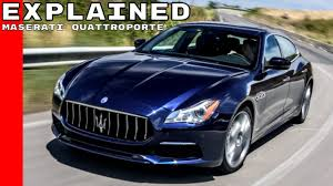 maserati usa price 2017 maserati quattroporte explained youtube