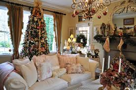 Christmas Home Decorations Ideas 31 Christmas Living Room Design Ideas