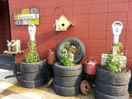 Upcycled Garden Decor 22 Best Cute Crafts Images On Pinterest Cute Crafts Organizing