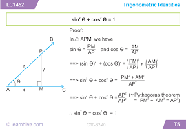 learnhive icse grade 10 mathematics trigonometry lessons