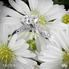 engagement rings ta tacori simply tacori pave complete engagement ring 3219