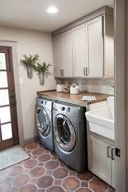 Cabinet Laundry Room 50 Beautiful And Functional Laundry Room Ideas Rustic Laundry